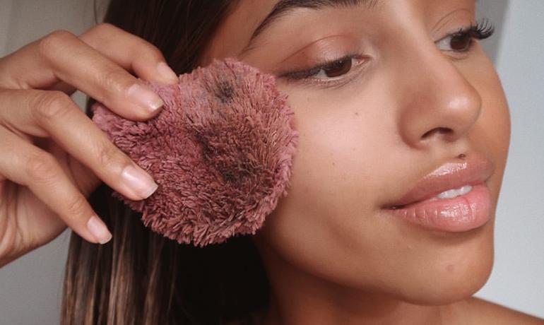 Santé makeup remover blush